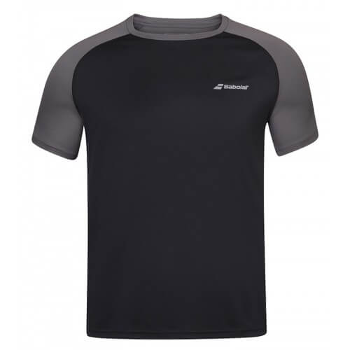 Babolat Crew Neck Play Men Black