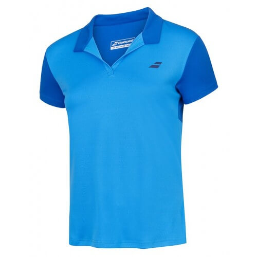 Babolat Polo Play Women Blue Aster
