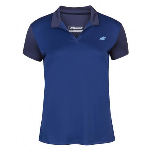 Babolat Polo Play Women Estate Blue
