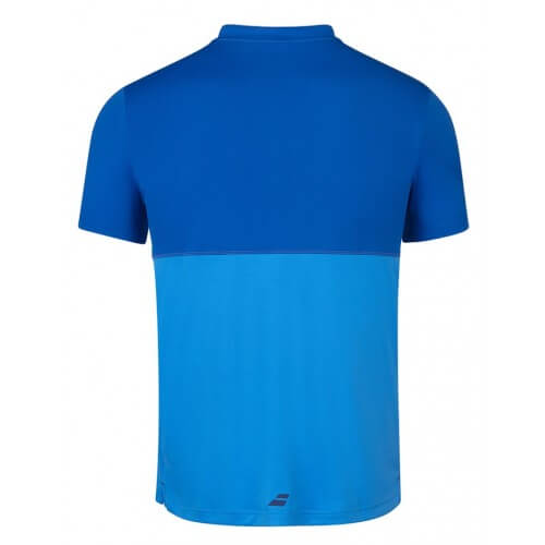 Babolat Polo Play Men Blue Aster