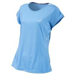 Babolat Cap Sleeve Top Women Horizon Blue