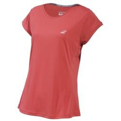 Babolat Cap Sleeve Top Women Hibiscus
