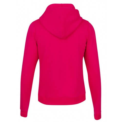 Babolat Hood Sweat Exercise Women Red Rose