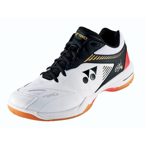 Yonex Pc 65 X 2 Wide Men White Black