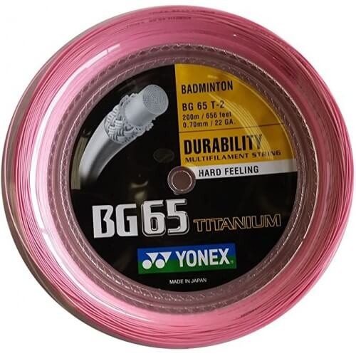 Yonex BG 65 Titanium Bobine