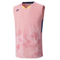 Yonex Débardeur 10379 Men Pink
