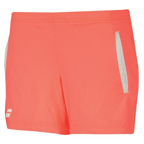 Babolat Short Core 18 Women Fluo Strike