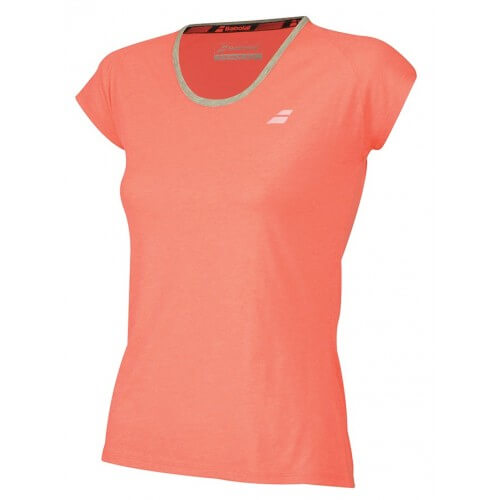 Babolat Tee Core 2018 Women Fluo Strike