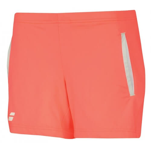 Babolat Short Club 2018 Girl Fluo Strike