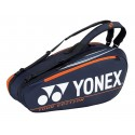 Yonex Pro Racket Bag 92026 X6 Dark Navy