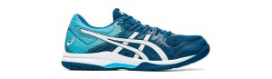 Asics Gel Rocket 9 Men Mako Blue White