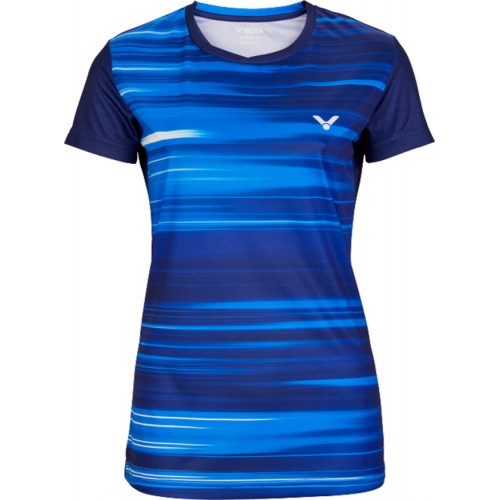 Victor T-Shirt 04100 Women Blue