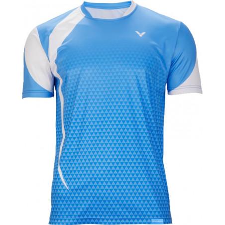 Victor Eco T-Shirt 03102 Men Light Blue