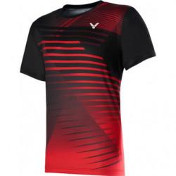 Victor T-shirt Malaysia Black