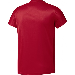 Adidas Graphic 1 Tee Men Red Black