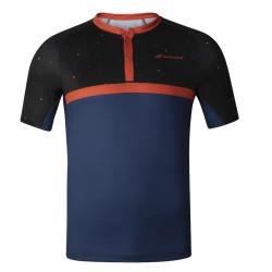 Babolat Polo Compete Men Black Estate Blue