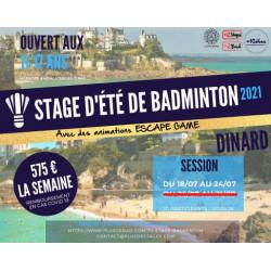 Stage Jeune Dinard été 2021