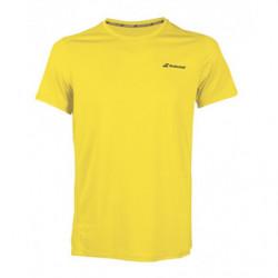 Babolat Flag Core Club Tee 2018 Men Blazing Yellow