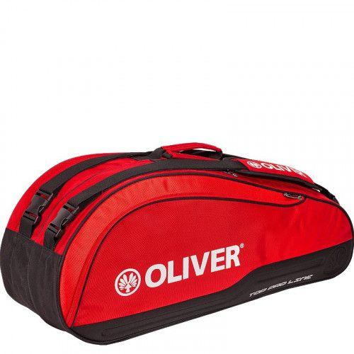 Oliver Top Pro Line Racketbag Red