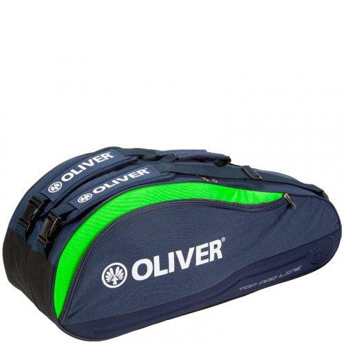 Oliver Top Pro Line Racketbag Blue-green
