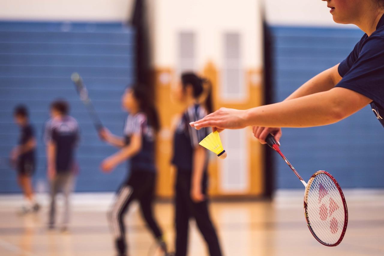 terrain de badminton Lyon (salle)